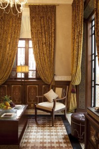 Royal Mansour Marrakesh - Mediterranean - Living Room ...