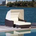 Outdoor daybed outdoor chaise lounges collection outdoor daybed