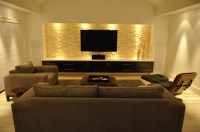 Cheri Quite Contrary: Media Room Ideas