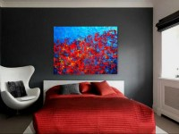 """Contemporary Abstract Painting for Modern Spaces """"AUTUMN ..."""