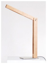 22 Excellent Wooden Desk Lamps | yvotube.com
