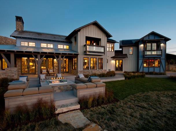 2012 HGTV Dream House  Modern  Exterior  denver