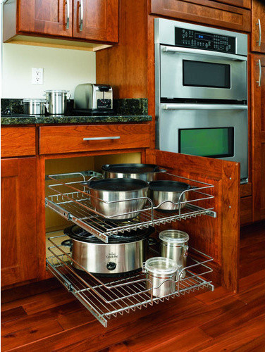 Coolest Most Accessible Kitchen Cabinets Ever Next Avenue