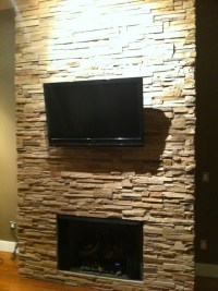 TV Mounting Ideas - Modern - Living Room - detroit - by ...