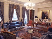 A 18th Century Inspired Salon - Traditional - Living Room ...