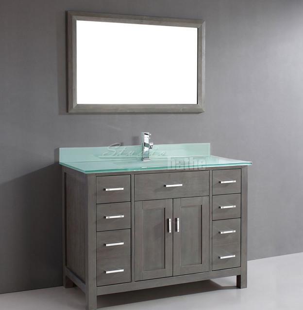 Rustic Bathroom Vanities  Traditional  los angeles  by Vanities for Bathrooms