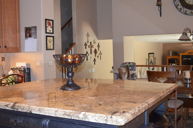 Coliseum Kitchen Traditional Phoenix Jdm