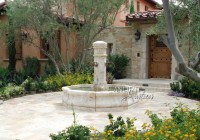 Garden fountains - Mediterranean - Outdoor Fountains And ...