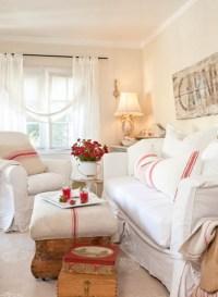 Vintage-Inspired Inglewood Cottage - Shabby chic - Living ...