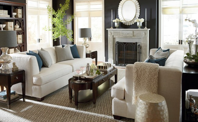 Kennedy Sofa By Bassett Furniture Modern Living Room