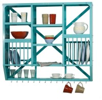 Wall Mount Dish Rack