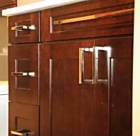 Brushed Nickel Cabinet Hardware | Kitchen Design Ideas