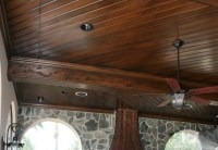 Matot Mouldings Exterior Tongue and Groove Patio Ceiling