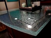 Cast Glass Countertops - cedar rapids - by Studio L ...