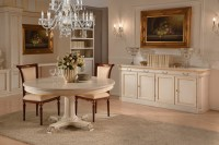 Italian Lacquered Dining Set - Traditional - Dining Room ...