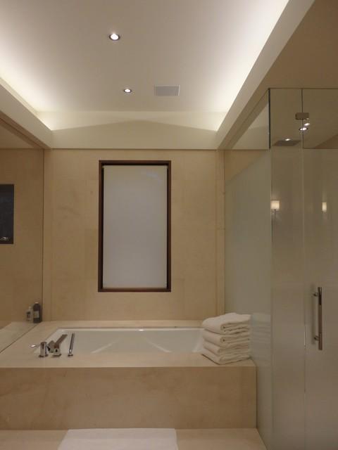 outdoor kitchens san antonio kitchen aid mixer reviews master bath cove lighting - contemporary bathroom ...