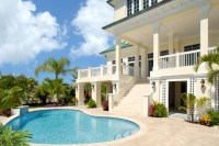 Key West Backyard - Tropical - Pool - miami - by John F ...