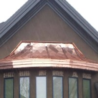 copper bay window roof - Craftsman - Exterior - salt lake ...