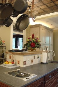 A New Orleans Inspired Kitchen Deep in the Heart of Texas ...