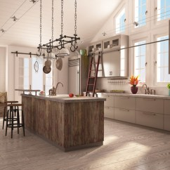 Design Kitchen Cabinets Lighting For Rough Chic Collection - Transitional Montreal ...