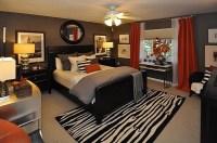 Stylish Florida Townhome - Contemporary - Bedroom - miami ...