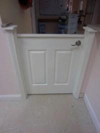 Half Door for Nursing home nursing station.