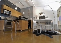 Studio Apartment - Contemporary - Kitchen - charlotte - by ...