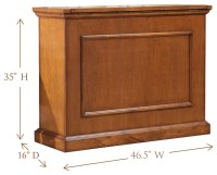 Elevate TV Lift Cabinets for Flat Screen TV's Up To 42 ...
