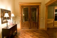 Entryways For A Wooden Floor   Room Ornament