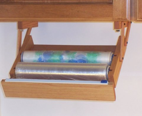 Plastic Wrap Dispenser  Traditional  other metro  by