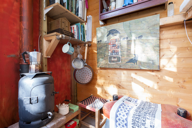 Shed of the Year 2014  Rustic  london  by Chris Snook