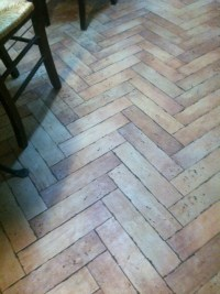 Italian Terra Cotta Tiles - Mediterranean - Wall And Floor ...