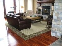 Wool Area rug - Contemporary - Living Room - ottawa - by ...