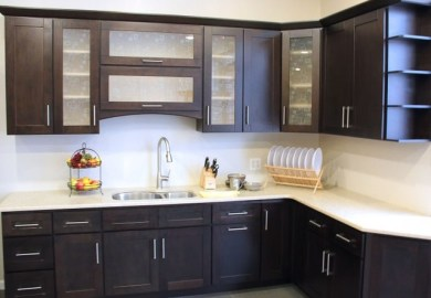 Kitchen Cabinet End Panel Ideas