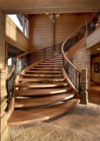 Open Riser Stairways