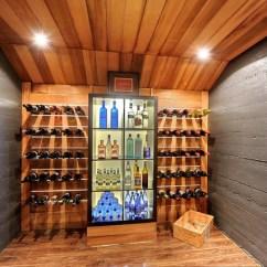 Kitchen Window Treatments Ideas Refinishing Modern House Remodel - Wine Cellar Montreal