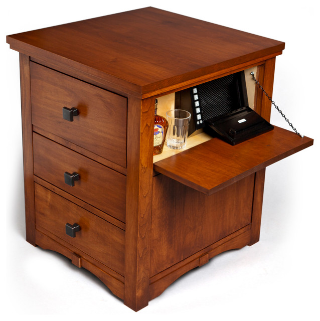 photos onionsafe the multi functional nightstand contemporary safes portland