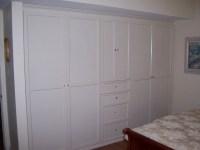 Bedroom Cabinets - Contemporary - Bedroom - santa barbara ...