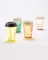 Led Coffee Mug Cup Night Light Flashnight Gift for Family ...