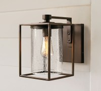 Garrison Sconce - Traditional - Outdoor Wall Lights And ...
