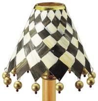 Paper Shade - Foyer | MacKenzie-Childs - Eclectic - Lamp ...