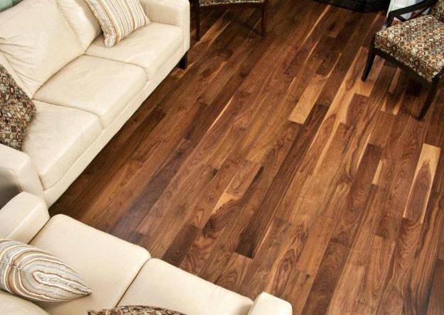 Bellawood American Walnut Engineered  Hardwood Flooring