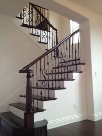 Wood & Iron - Mediterranean - Staircase - san diego - by ...