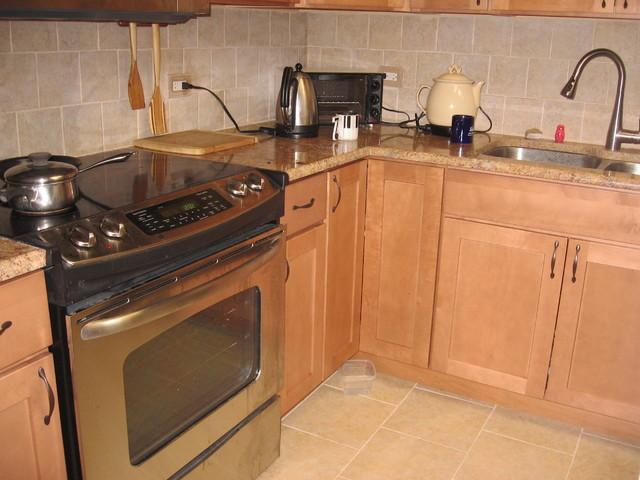 Maple Kitchen Cabinets  Shaker Cabinets  Cliqstudios