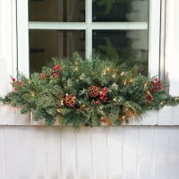 Christmas Decorating Ideas For Outside Windows