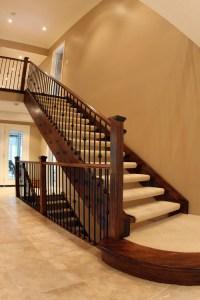 Can I blend wood, carpet and tile?