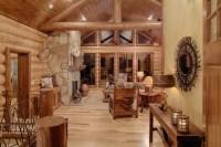 Broken Bow, OK - Rustic - Living Room - dallas - by ...