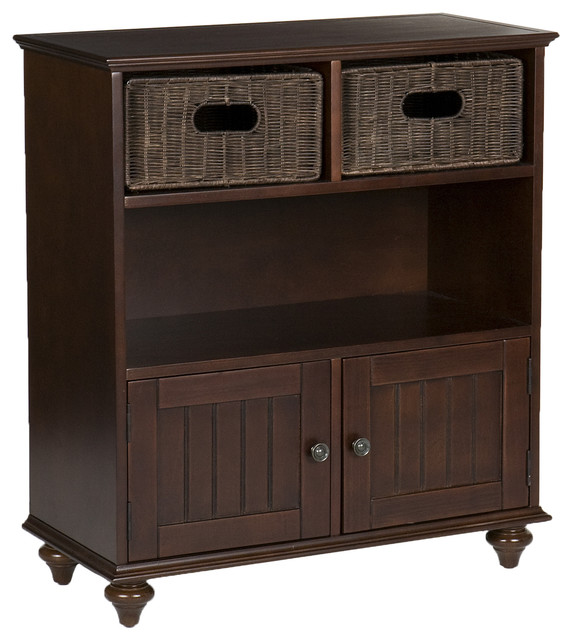 MacKenzie Storage Console  Traditional  Accent Chests