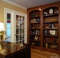 Built-in Bookshelves - Home Office - philadelphia - by ...