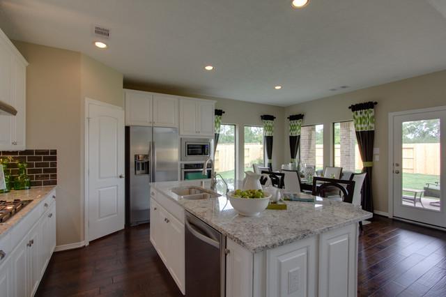 Jefferson Traditional-kitchen